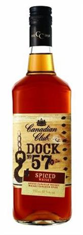 Canadian Club Whisky Dock No 57 Blackberry